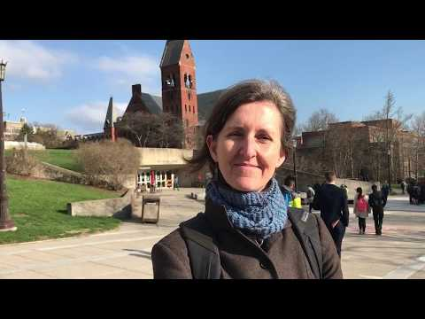 WHAT DO YOU LOVE / HATE MOST ABOUT YOUR COUNTRY - STREET INTERVIEW IN CORNELL UNIVERSITY, USA