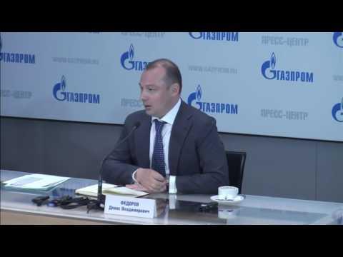 Денис Федоров - газпром энергохолдинг - про угольные и электркотельные в Мурманской области