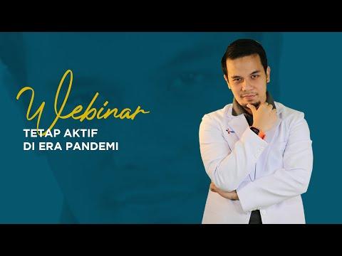 Tetap Aktif di Era Pandemi with dr. Andhika Raspati SpKO