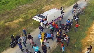 Operasi Menyelamat oleh Ambulan Hospital Sungai Bakap