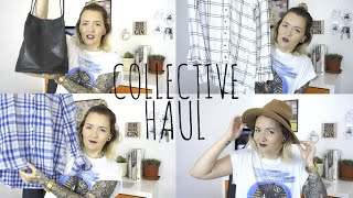 Collective Haul || KateLouiseBlog