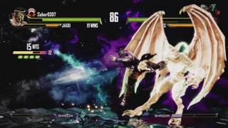 Killer Instinct (Season 3) - Jago vs Gargos [ASTRAL PLANE]