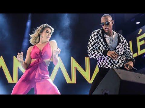 Lore Improta no Show de Léo Santana - maior Baile da Santinha - em Fortaleza-CE  Unidas por Leorena