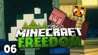 Kampf gegen EXPLOSIVE TUMORE! ✪ Minecraft FREEDOM #06 mit GermanLetsPlay