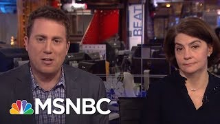 BuzzFeed Corners Trump Lawyer Demanding Stormy Docs From WH | The Beat With Ari Melber | MSNBC thumbnail