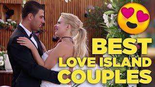 Top 10 Best Love Island Couples of All Time 🌴❤️😍