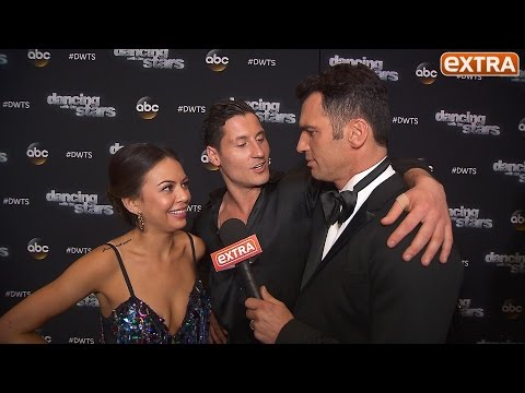 dwts week 7 janel and val relationship