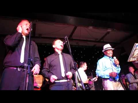 Stand by me, Bobby Hendricks and the Roomates, Hemsby 50, May 2013