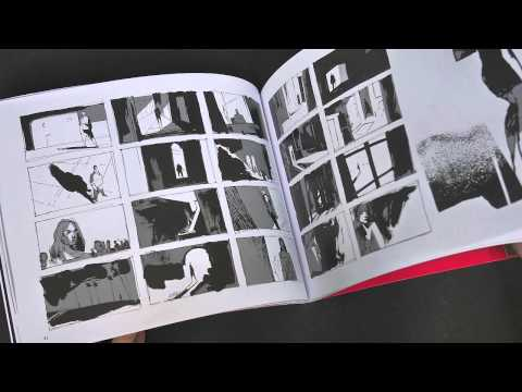 Sketchbook: Composition Studies for Film by Hans Bacher
