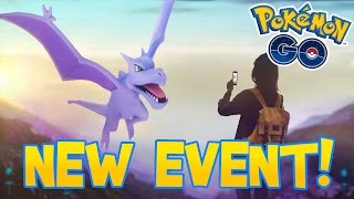 NEW ADVENTURE WEEK EVENT! INCREASED SPAWNS, MORE CANDY, NEW UPDATE, AND SHINIES?! - POKEMON GO