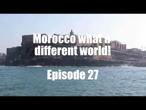 Morocco what a different world! SAIL to FLY #27
