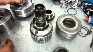 Transmission Rebuild - 1987 Buick Park Avenue Coupe - Part 7 Details, Details, Details!