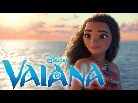 Best Lyrics + Video: Ich bin bereit - Disney's VAIANA (Deutsch/German)