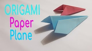 Origami paper Plane!How to make a Origami Plane?