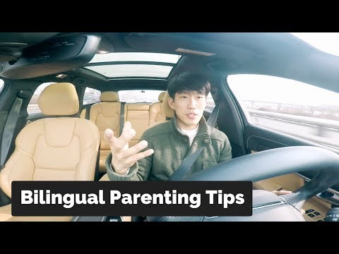 Using Colors To Teach New Words - Bilingual Parenting Tips (바이링구얼 자녀 교육)