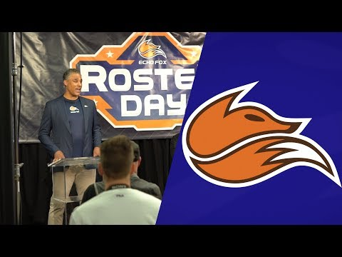 Echo Fox Roster Day Full Presentation and Press Conference - 2018 Roster and Staff