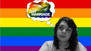 My thoughts on gay marriage