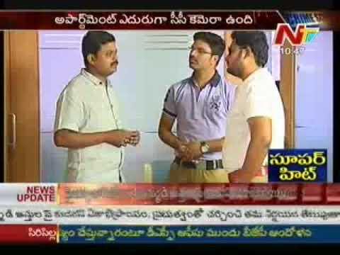 Ntv aparadhi programme narsi reddy character