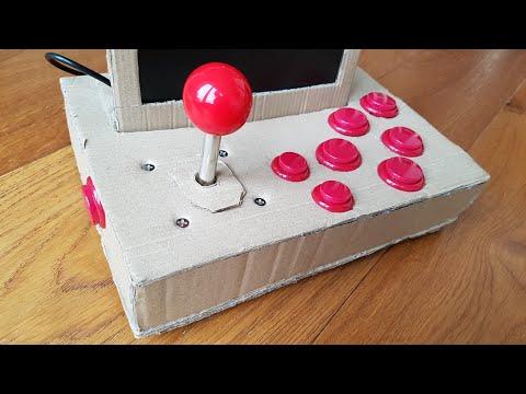 GeeekPi Arcade Game Machine DIY Parts for JAMMA MAME & RetroPie