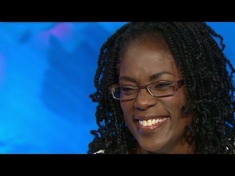 Antoinette Tuff: I'd like to visit shooter