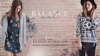 Mix Dressy & Casual with Michelle of Take Aim