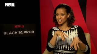 Black Mirror's Gugu Mbatha-Raw On The Brilliantly