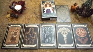 Deck Review Madame Endora's Fortune Cards