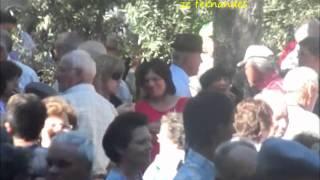 BAILARICO NO PASSEIO DO CONCELHO DE SEIA 2012