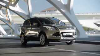 Реклама Ford KUGA (Форд Куга)(Ford Kuga — выражение стиля и мощи, наш самый умный в истории кроссовер. Ford Kuga оснащен самыми современными техно..., 2014-05-18T16:36:07.000Z)
