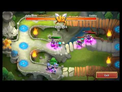 Castle Clash Leveling Up Cupid!!!