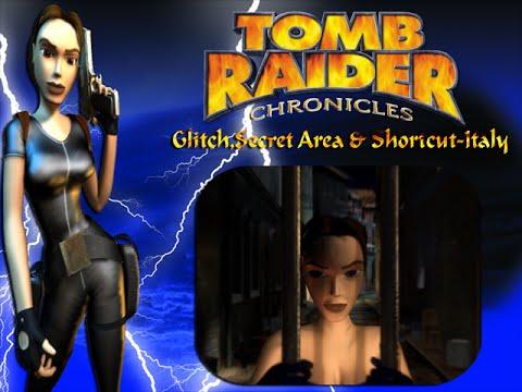 Tomb Raider 5-Glitch,Cheat,Secret Area & Shortcut-Italy, Rome