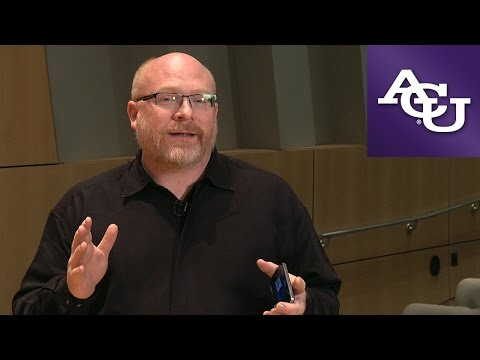 Mobile Learning at ACU: Full Presentation