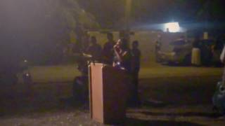 RESUMEN DE LA CAMPAÑA EVANGELISTA EN COHUIBAMPO, SIN