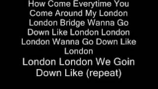 London Bridge Fergie LYRICS ON SCREEN!