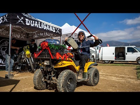 Racer X Films: 2018 Red Bull Day in the Dirt Pit Roaming