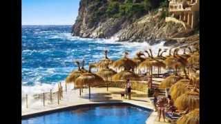 видео Оздоровительные курорты Италии