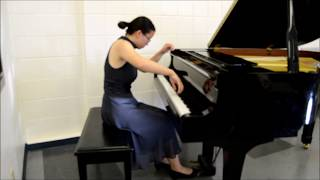 Beethoven Op. 57 Mvt 3 by Yu-Hsin Bethany Lin.