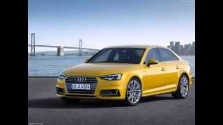Тест драйв нового Audi A4 Sedan - Новинки авто 2015 - 2016