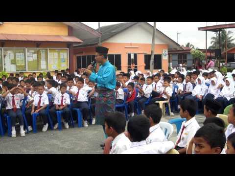 Lagu Selamat Tinggal Bungaku - Cikgu Azahari Ahmad