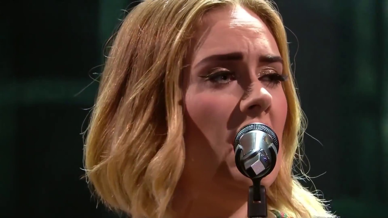 Adele Rumour Has It Glastonbury