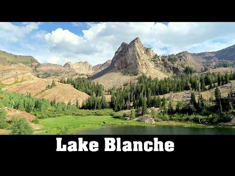 Lake Blanche Trail - Utah