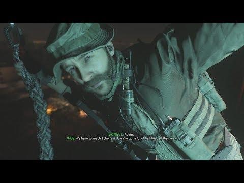 Call Of Duty Modern Warfare Veteran Walkthrough - Mission 7 - The Embassy