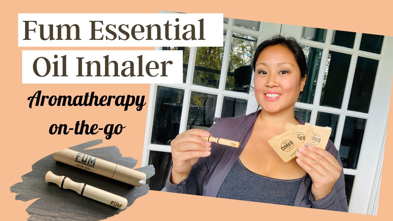 Download FUM ESSENTIAL REVIEW   Aromatherapy On-The-Go   These 2 essential oils helped me breath better