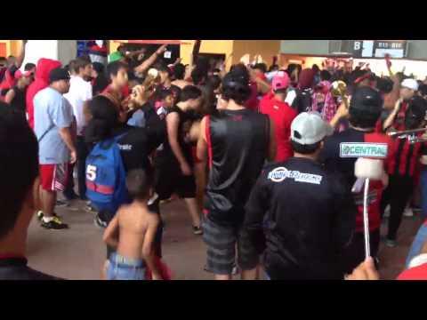 BHR-LBDC Como siempre haciendo la fiesta en el metro.