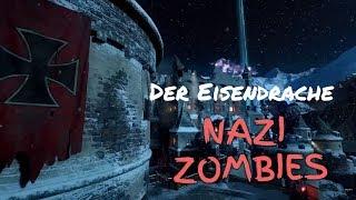 DER EISENDRACHE EASTER EGG mit ReflexX Zombies und Lukas