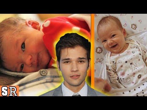 Nathan Kress Baby Daughter  2018  So Random