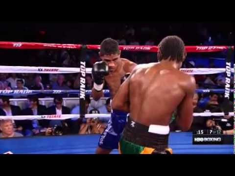 Walters vs Marriaga Full Fight