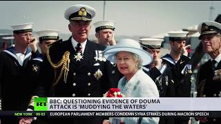 'Muddying the waters': BBC slams expert for questioning evidence of Douma attack