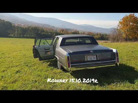 Cadillac Fleetwood Brougham  Ellegance 86 , Polska Kowary 15.10.2019r.