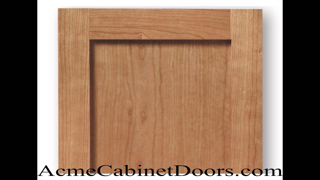 cherry shaker cabinet doors. Unfinished Cherry Shaker Kitchen Cabinet Door Doors